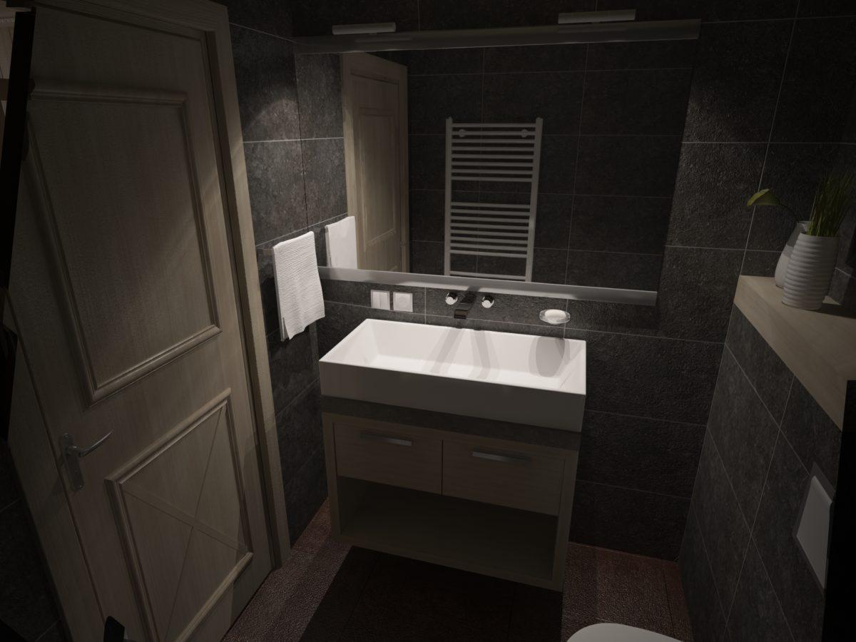 проект ванной комнаты от Archico